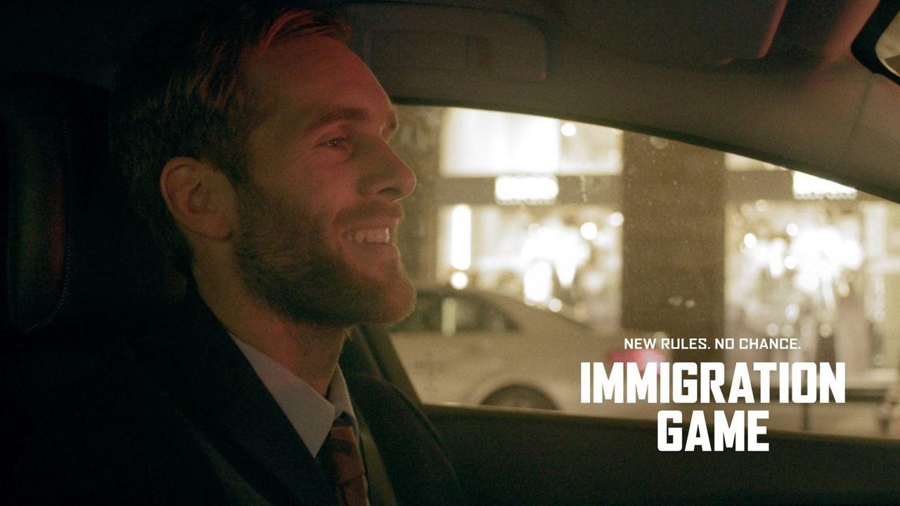 Immigration Game : Bild Mathis Landwehr