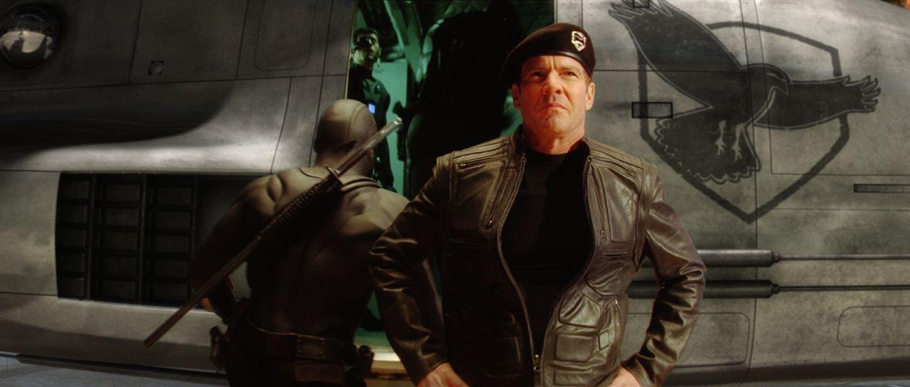 G.I. Joe - Geheimauftrag Cobra : Bild Dennis Quaid