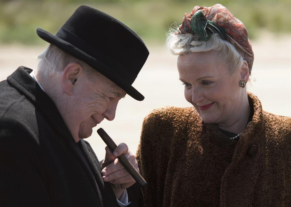 Churchill : Bild Brian Cox, Miranda Richardson