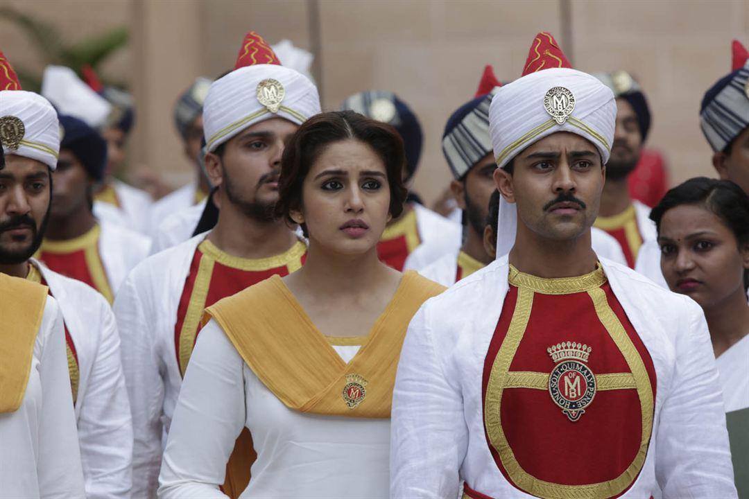 Der Stern von Indien : Bild Huma Qureshi, Manish Dayal
