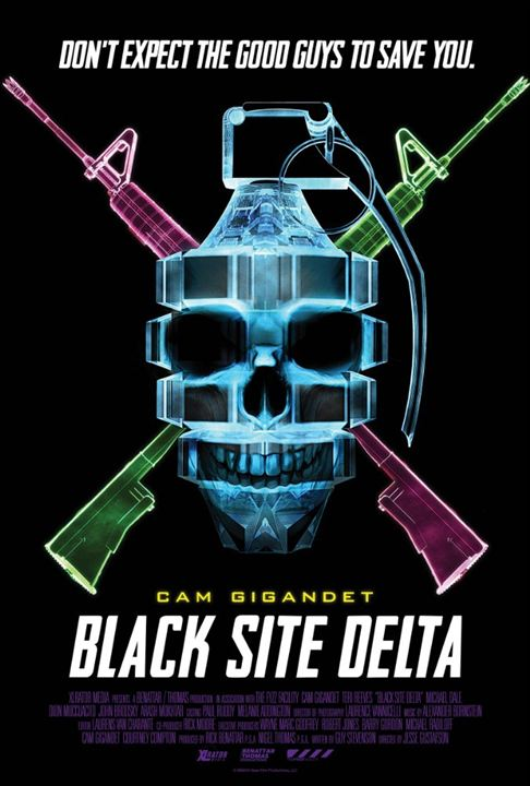 Black Site Delta : Kinoposter