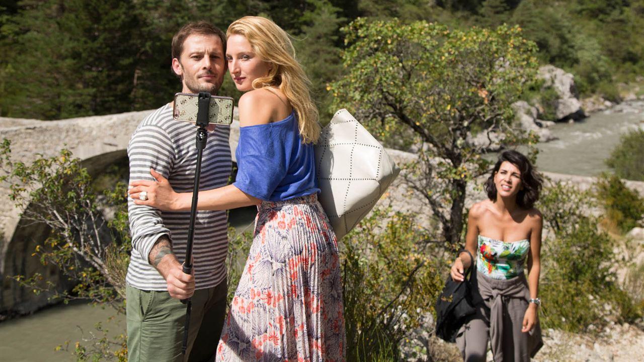 Hochzeit ohne Plan : Bild Julia Piaton, Nicolas Duvauchelle, Reem Kherici