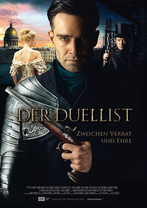 Der Duellist : Kinoposter