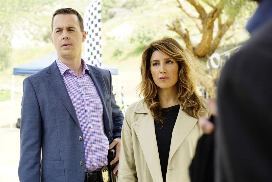 Bild Jennifer Esposito, Sean Murray