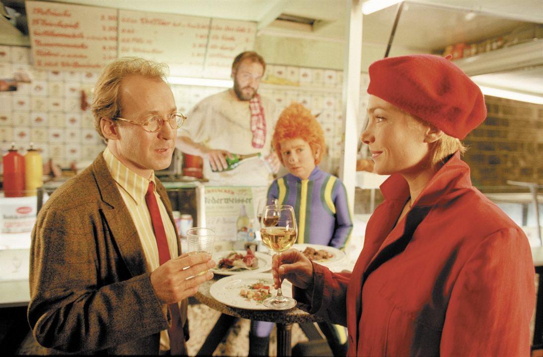 Das Sams : Bild Aglaia Szyszkowitz, Christine Urspruch, Ulrich Noethen
