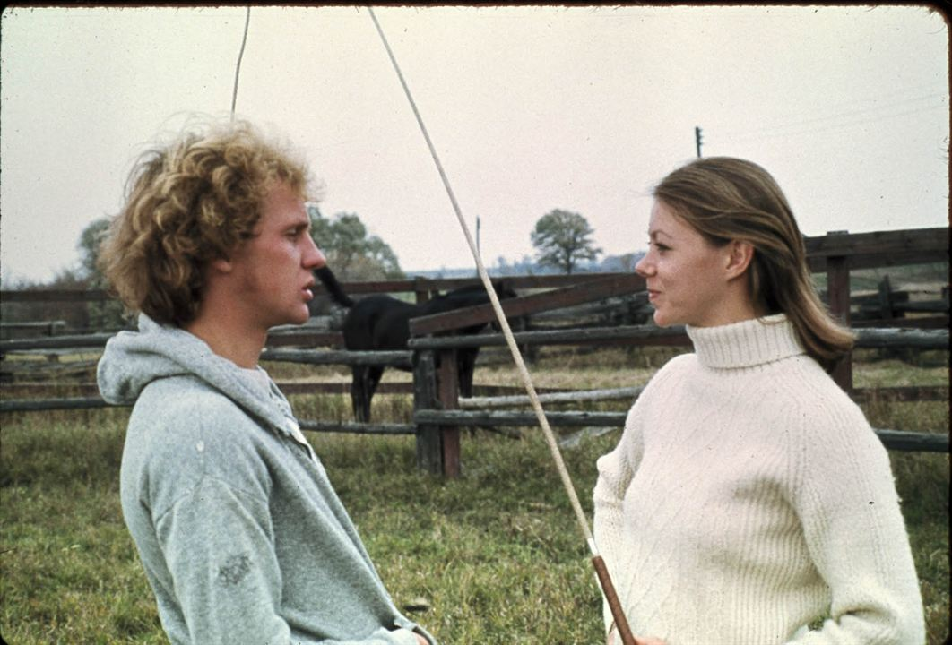 Fliehende Pferde : Bild Joan Plowright, Peter Firth