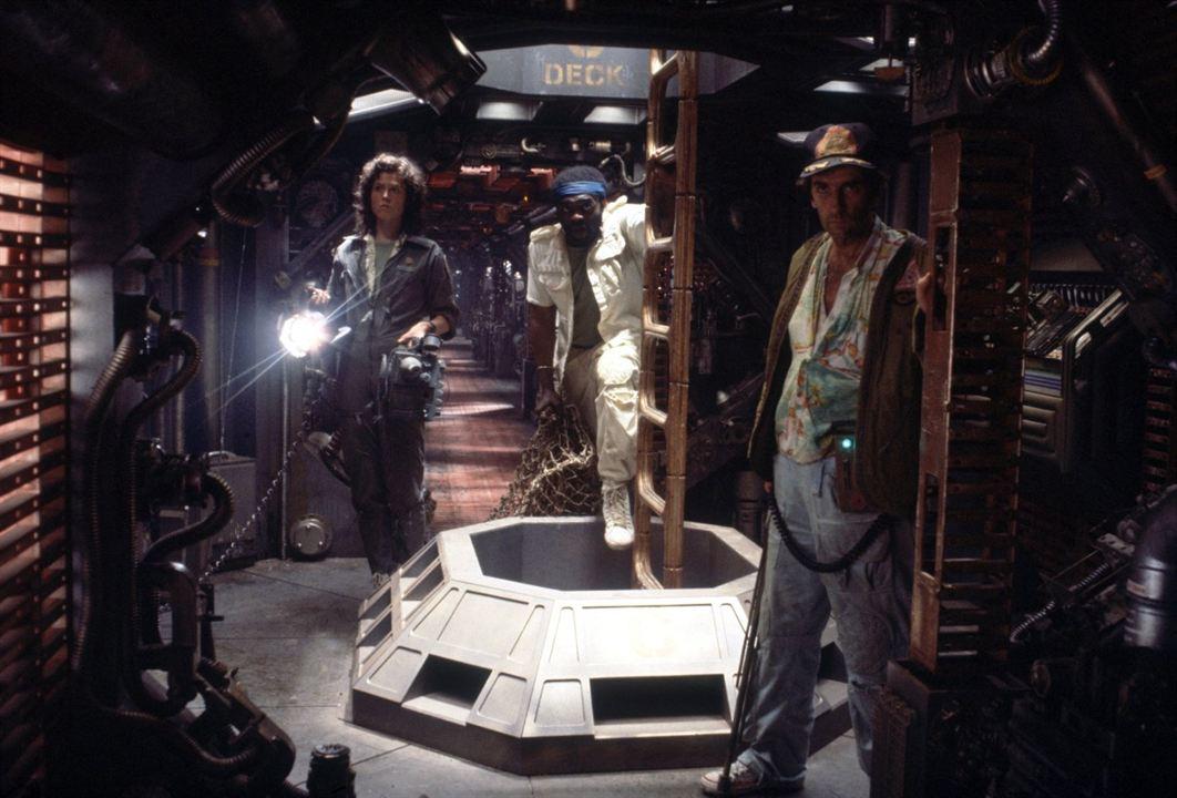 Alien - Das unheimliche Wesen aus einer fremden Welt : Bild Sigourney Weaver