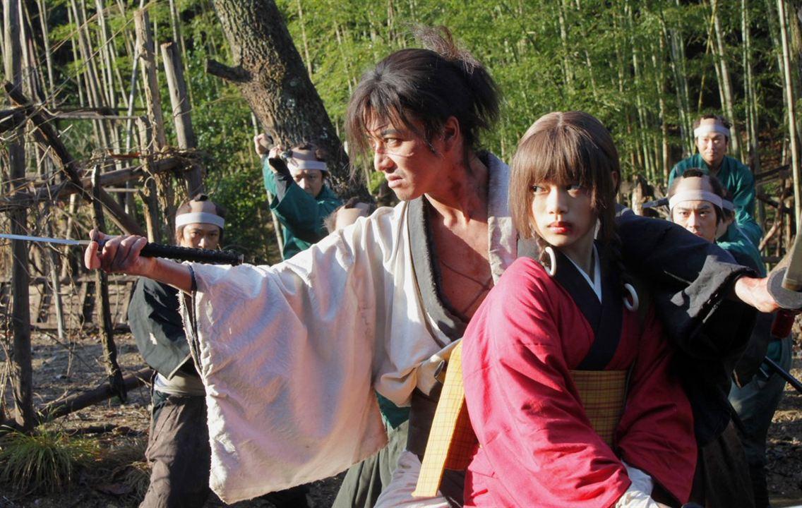Blade Of The Immortal - Rache stirbt nie : Bild Hana Sugisaki, Takuya Kimura