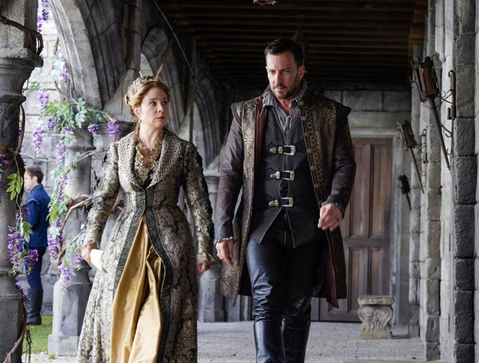 Bild Craig Parker, Megan Follows