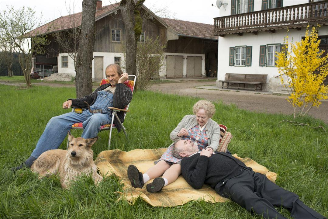 Grießnockerlaffäre : Bild Branko Samarovski, Eisi Gulp, Enzi Fuchs