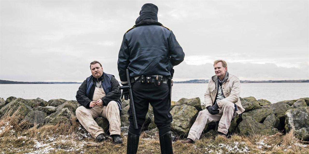 Small Town Killers : Bild Nicolas Bro, Ulrich Thomsen