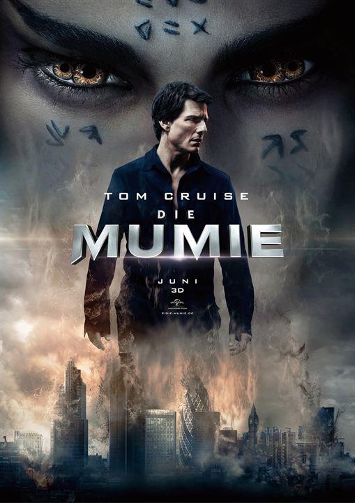 Die Mumie : Kinoposter