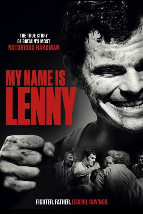 My Name Is Lenny : Kinoposter