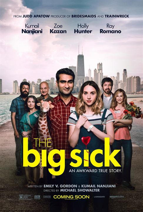 The Big Sick : Kinoposter
