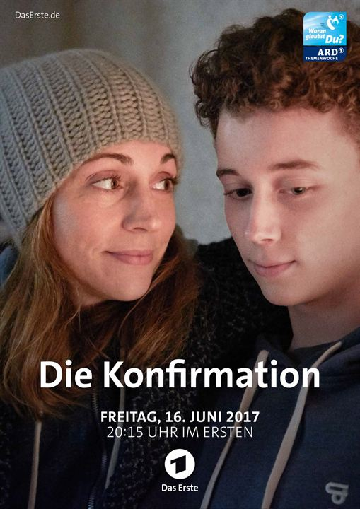 Die Konfirmation : Kinoposter