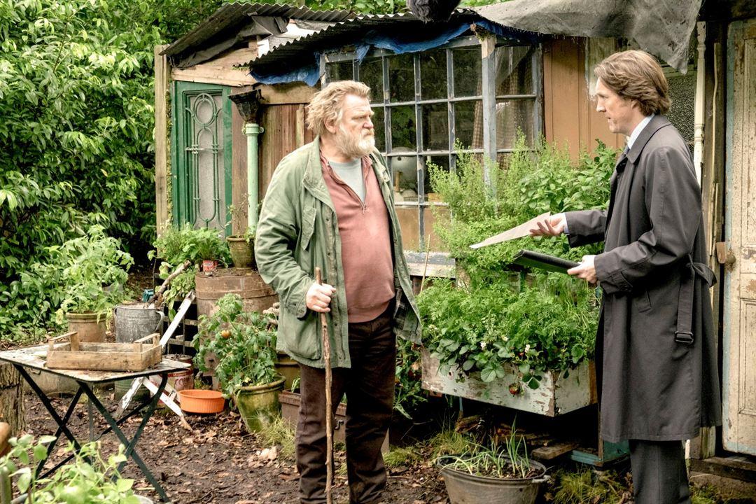 Hampstead Park - Aussicht auf Liebe : Bild Brendan Gleeson, Will Smith (II)