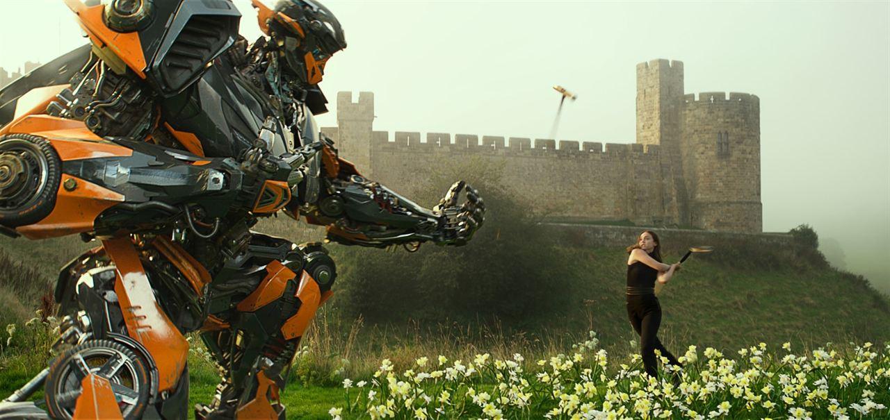 Transformers 5: The Last Knight : Bild Laura Haddock