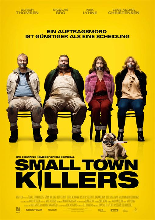 Small Town Killers : Kinoposter