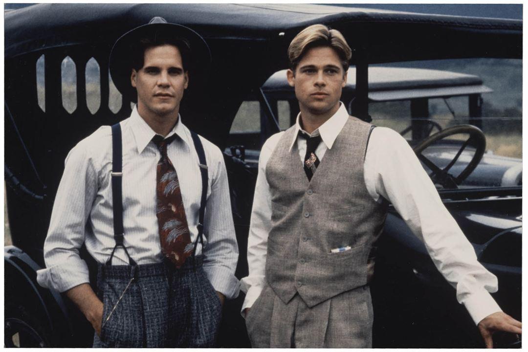 Aus der Mitte entspringt ein Fluss : Bild Brad Pitt, Craig Sheffer