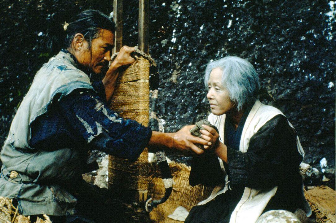 Die Ballade von Narayama : Bild Ken Ogata, Sumiko Sakamoto