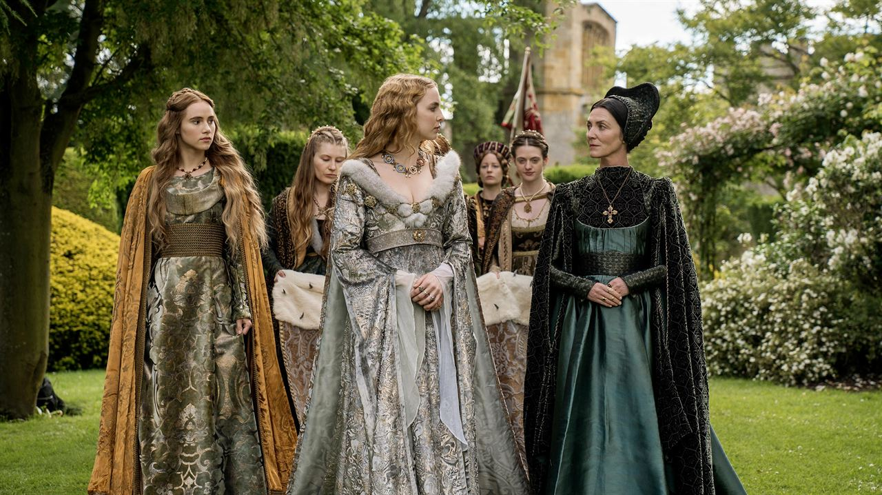 Bild Amy Manson, Michelle Fairley, Suki Waterhouse