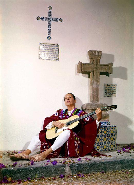 Chavela : Bild Chavela Vargas