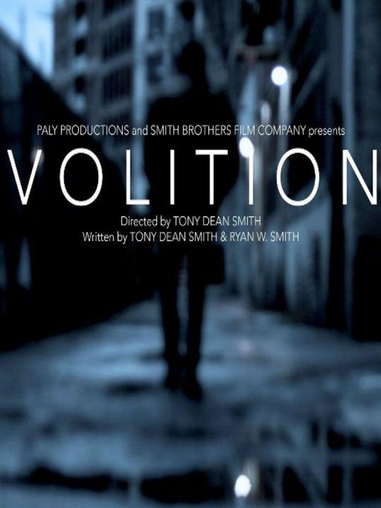 Volition : Kinoposter