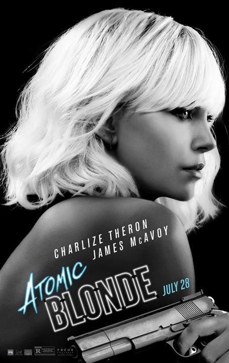 Atomic Blonde : Kinoposter