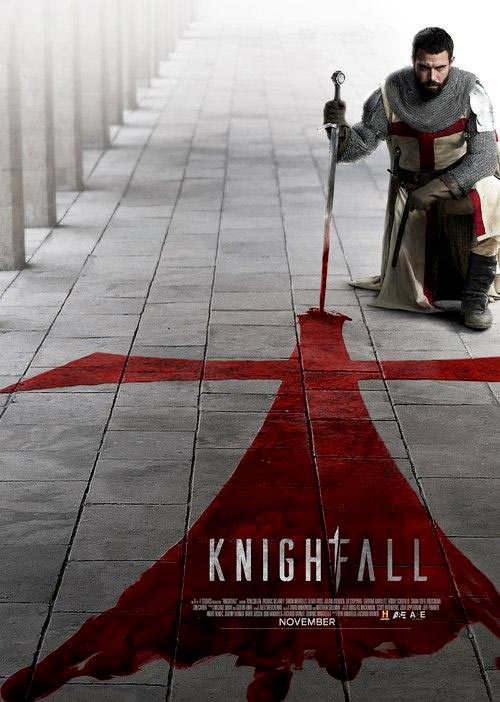 Knightfall : Kinoposter