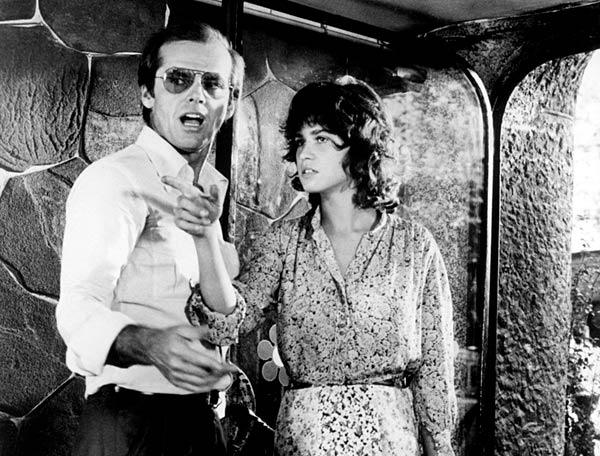 Beruf: Reporter : Bild Jack Nicholson, Maria Schneider