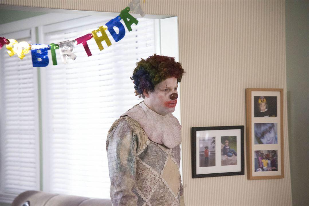 Clown : Bild Andy Powers