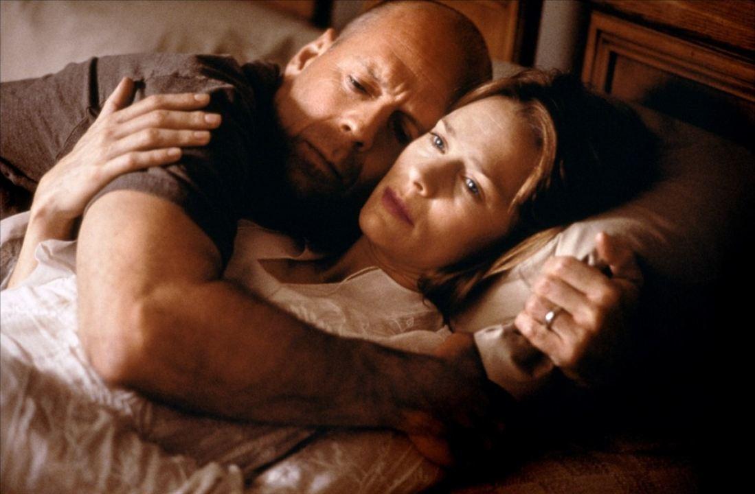 Unbreakable - Unzerbrechlich : Bild Bruce Willis, Robin Wright