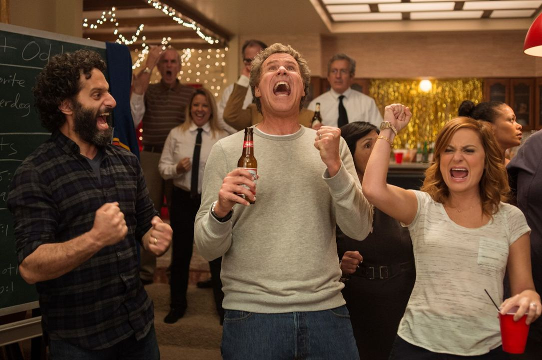 Casino Undercover : Bild Amy Poehler, Jason Mantzoukas, Will Ferrell
