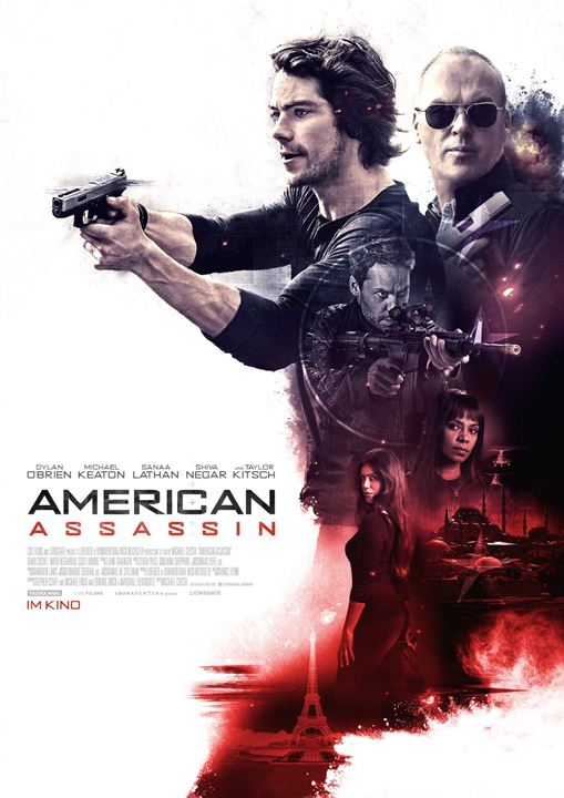 American Assassin : Kinoposter