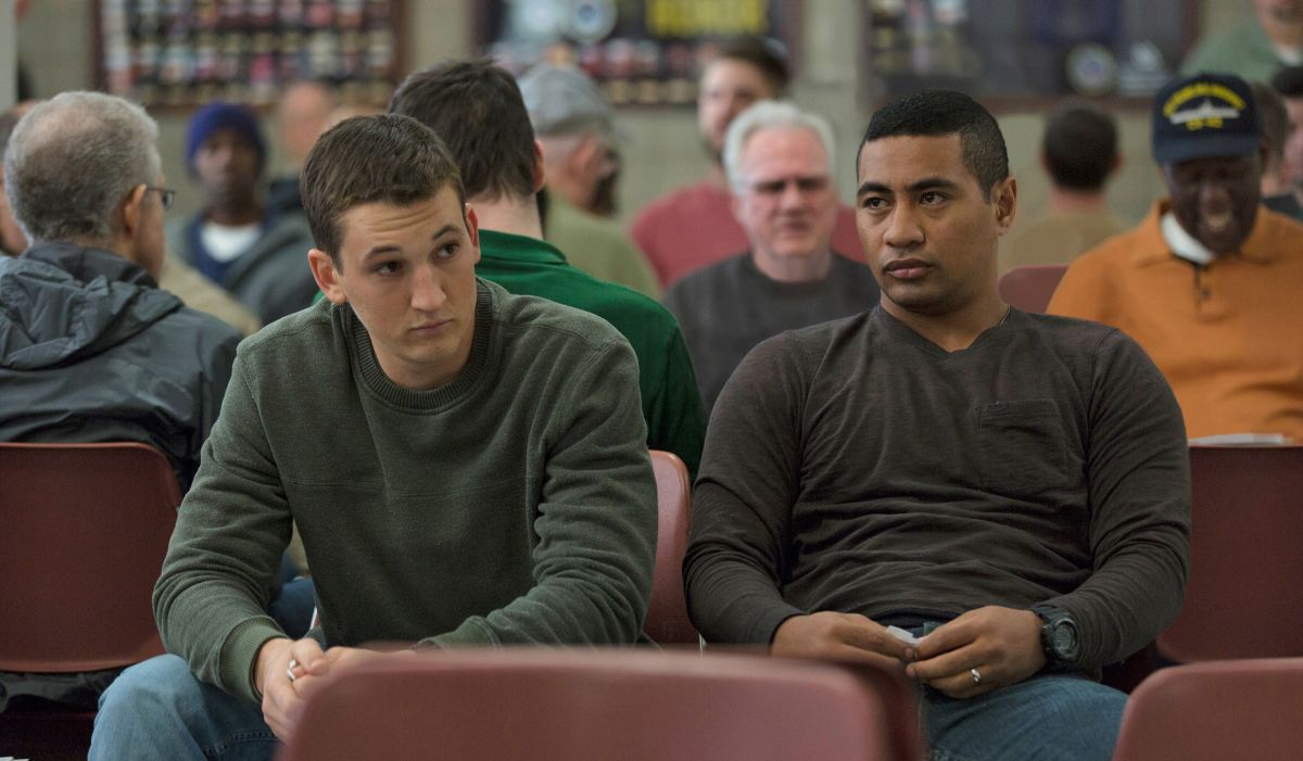Thank You For Your Service : Bild Beulah Koale, Miles Teller