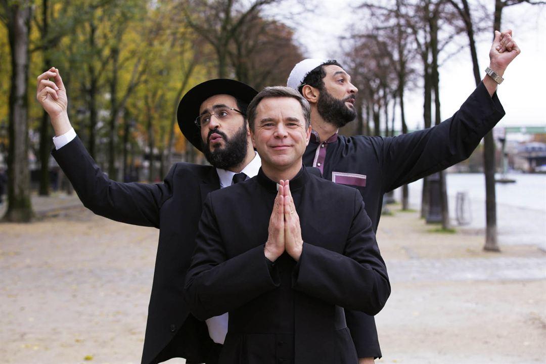 Ein Lied in Gottes Ohr: Jonathan Cohen, Ramzy Bedia, Guillaume De Tonquédec