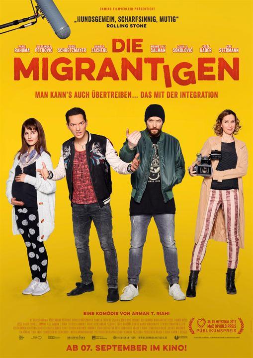 Die Migrantigen : Kinoposter
