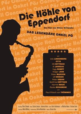 Die Höhle Von Eppendorf - Das Legendäre Onkel Pö : Kinoposter