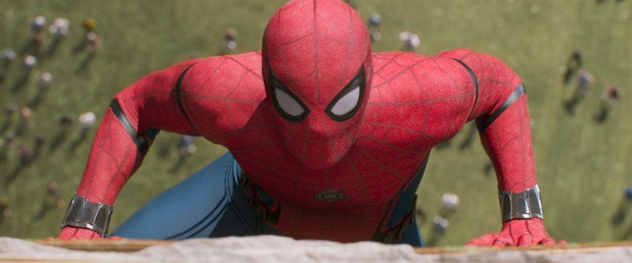 Spider-Man: Homecoming : Bild Tom Holland