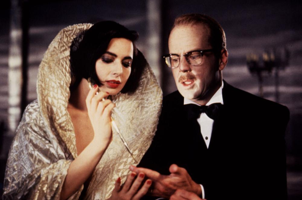Der Tod steht ihr gut : Bild Bruce Willis, Isabella Rossellini
