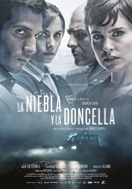 Mord auf La Gomera : Kinoposter