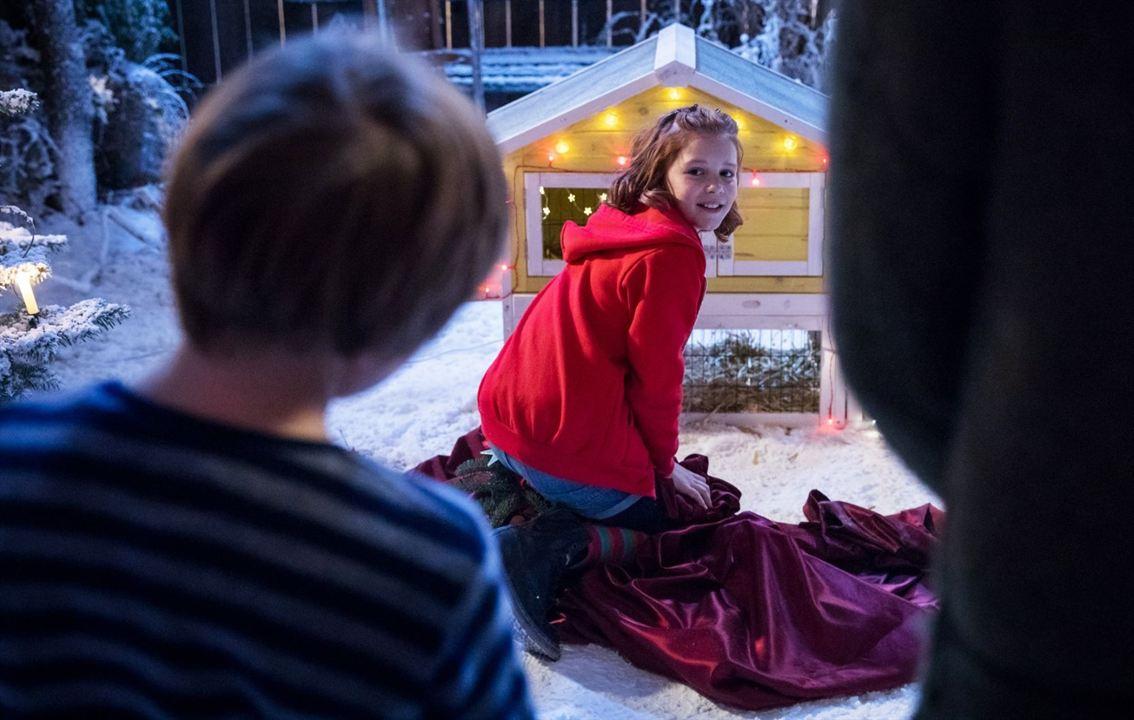 Hexe Lilli rettet Weihnachten : Bild Hedda Erlebach