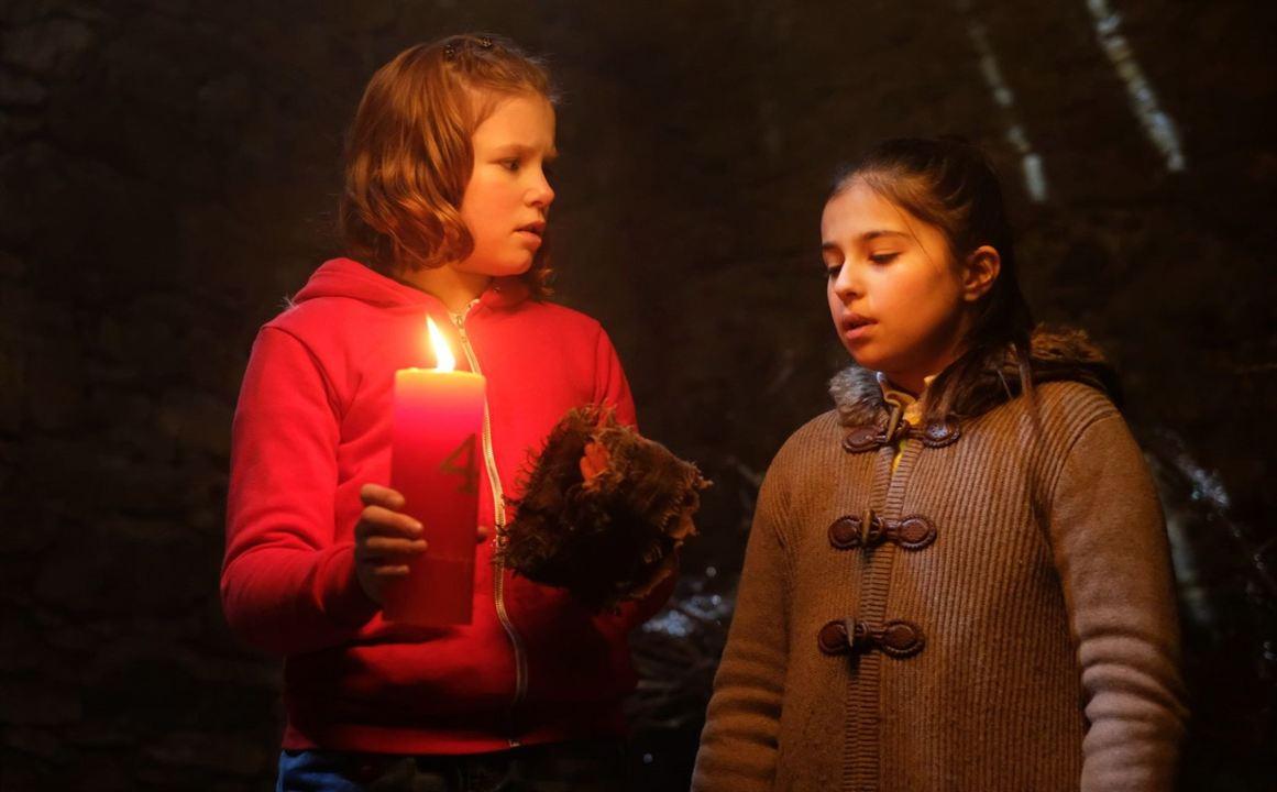 Hexe Lilli rettet Weihnachten : Bild Aleyna Hila Obid, Hedda Erlebach