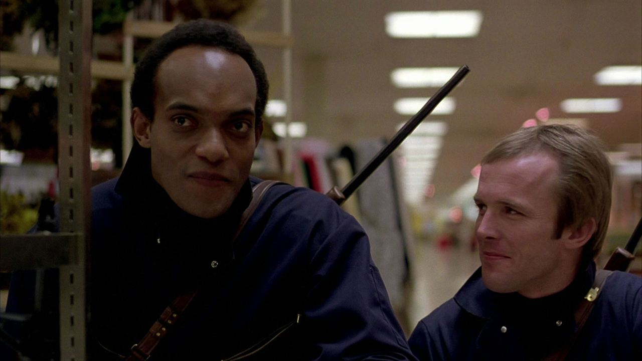 Zombie - Dawn Of The Dead : Bild Ken Foree, Scott H. Reiniger