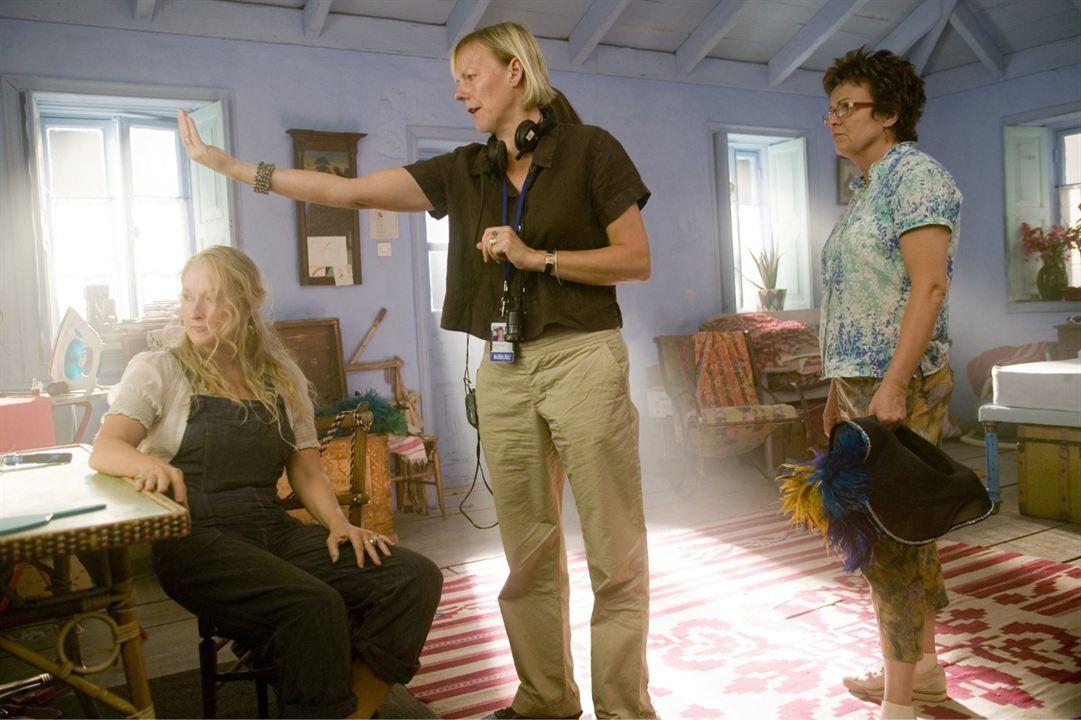 Mamma Mia! : Bild Julie Walters, Meryl Streep, Phyllida Lloyd