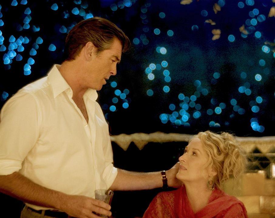 Mamma Mia! : Bild Meryl Streep, Pierce Brosnan