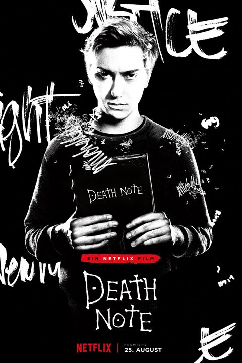 Death Note : Kinoposter