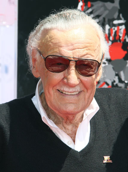 Kinoposter Stan Lee
