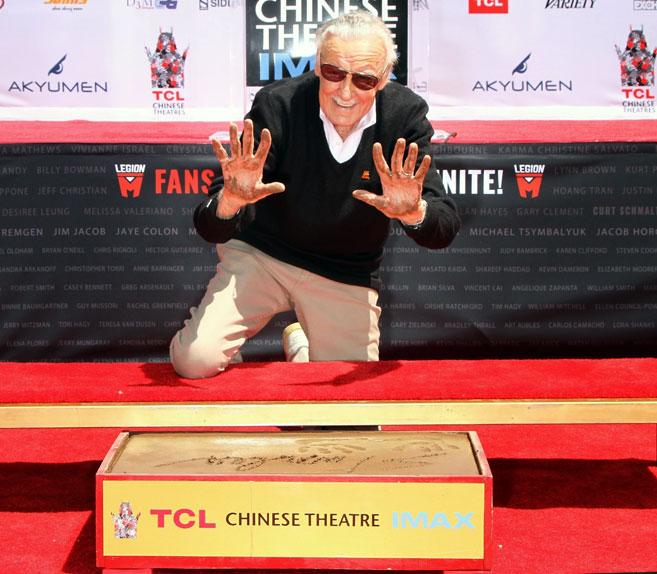 Bild Stan Lee