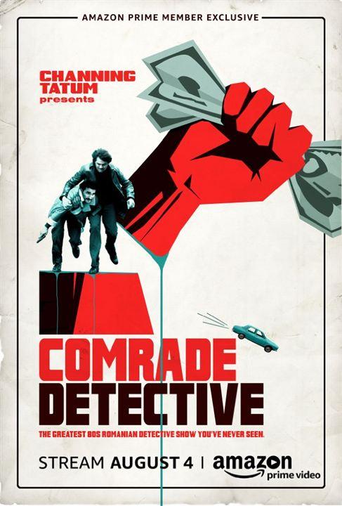 Comrade Detective : Kinoposter
